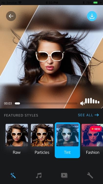YouStar2: Music Video Maker screenshot-3
