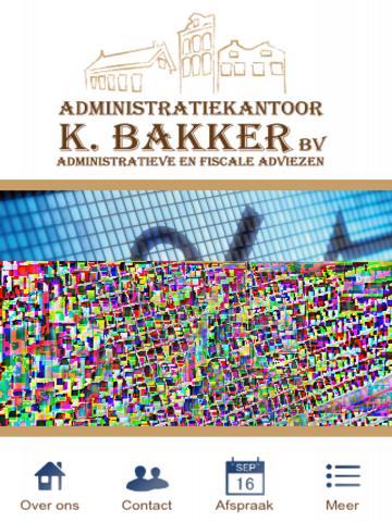 Administratiekantoor K. Bakker - náhled