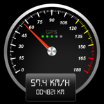 Умный GPS-спидометр на пк