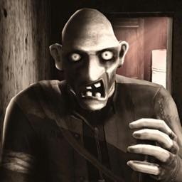 Scary Grandpa-Death cell