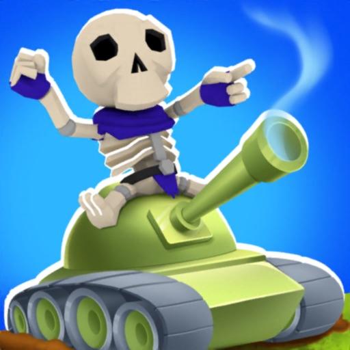 Troopers vs. Skeletons