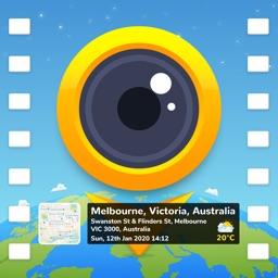 GPS Video Camera: Video Geotag