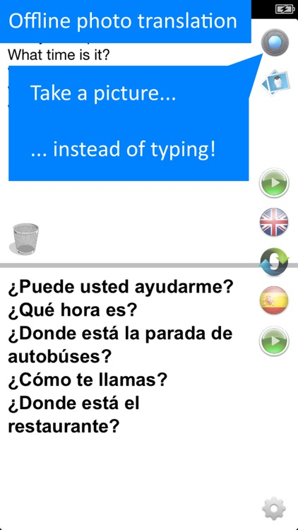 Offline Translator Spanish screenshot-4