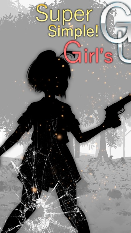 SilhouetteGirl screenshot-0