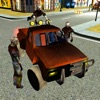 Scary Zombies Car Crasher