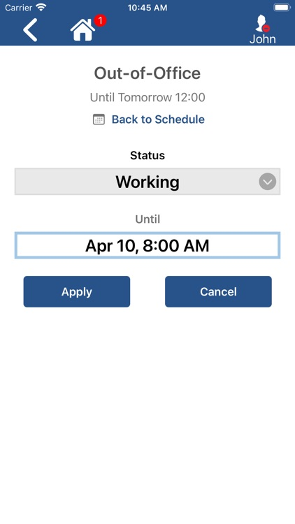 Evatel Office Extension screenshot-5