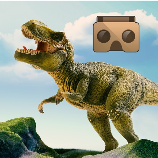Survival Dino: Virtual Reality icon