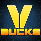 Vbucks & puzzle for fortnite icon