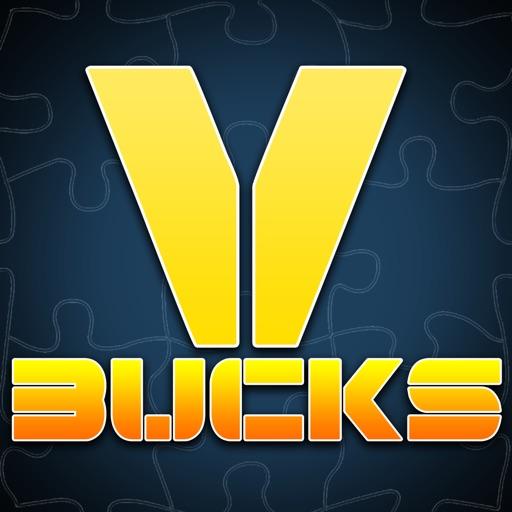 Vbucks & puzzle for fortnite iOS App