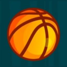 Dunk Ball : Super Reverse Line