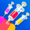 App Icon for Jelly Dye App in United States IOS App Store