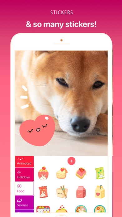 Screenshot #3 pour Typic 2: Text & Photo Editor