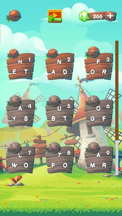 WordForest-Link Connect Puzzle screenshot-3