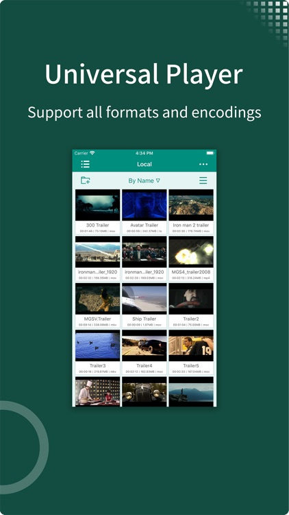 zFuse - Video Player