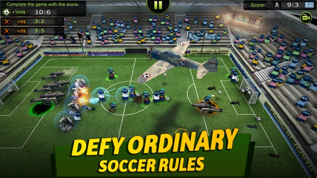 FootLOL - Crazy Soccer Screenshot