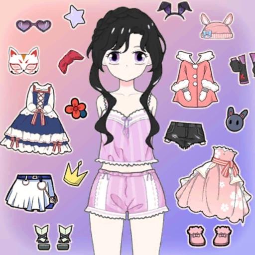 Vlinder Princess:Dress Up Game