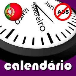 Calendário 2019 Portugal NoAds