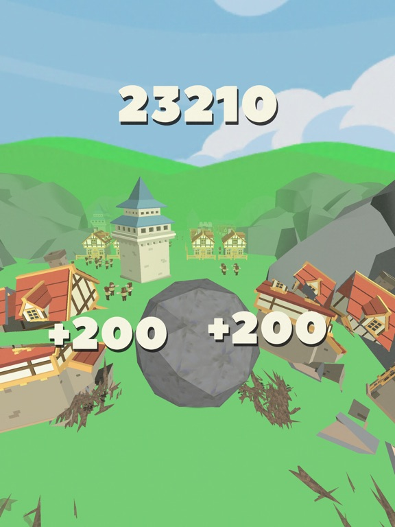 Rock of Destruction! screenshot 6