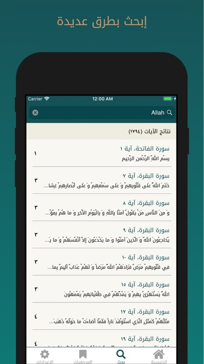 القرآن الكريم screenshot-3