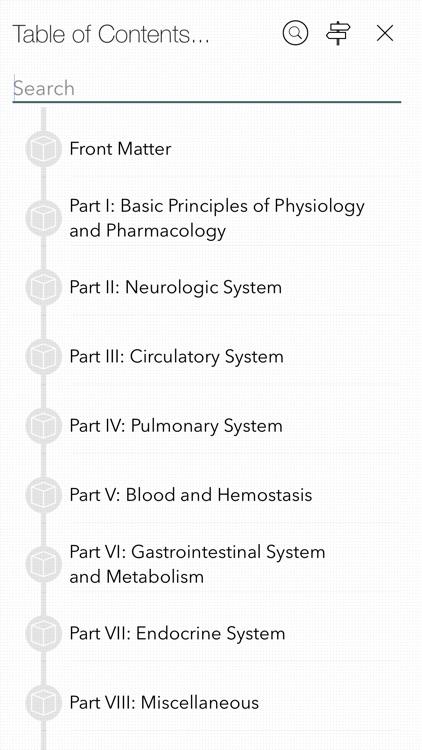 HBK of Pharmaco & Physio Anest screenshot-8