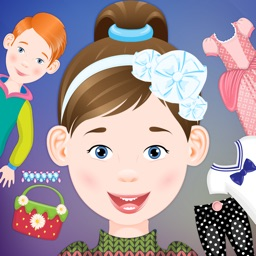 Dress up. Game for girls