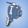 GPSSpeed Scooter: The GPS tool - iPhoneアプリ