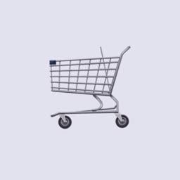 Pretty grocery shopping list