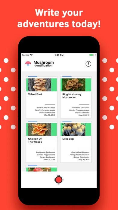 Mushroom Identification screenshot 3