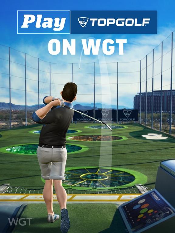 WGT Golf Game by Topgolf Скриншоты19