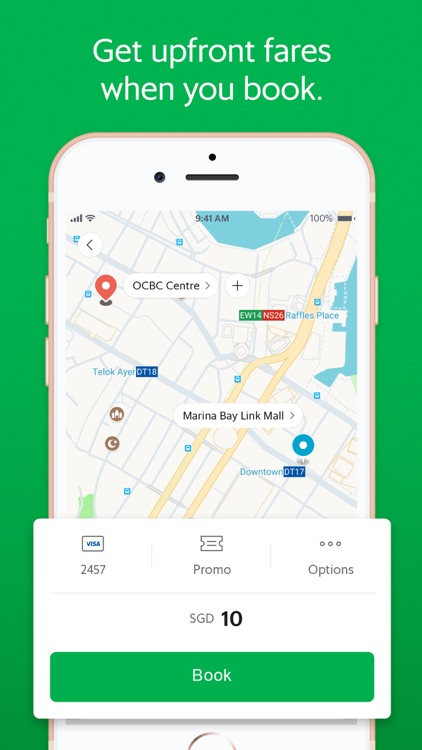 Grab - Ride Hailing App screenshot-0