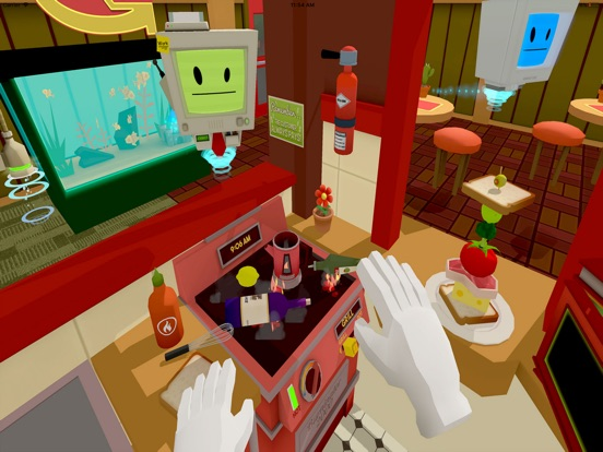 Job Simulator: VID Game для iPad