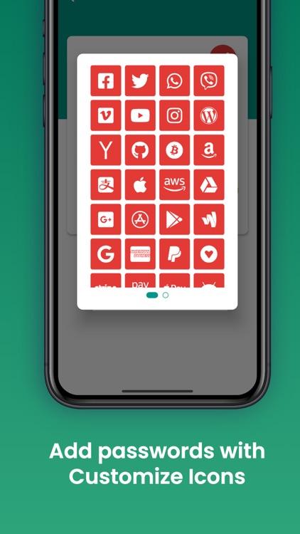 DroidPass Password Manager screenshot-5