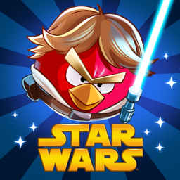 Ícone do app Angry Birds Star Wars