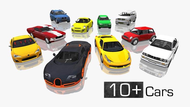 Racing in City - Car Driving screenshot-3