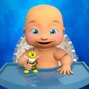 Twin Baby Life Simulator 3D
