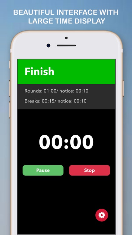 Timer for Boxing Pro screenshot-3