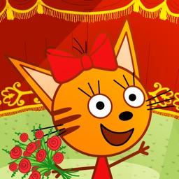 Kid-E-Cats: Circus! Kitty Game