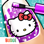 Salon de manucure Hello Kitty