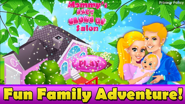 Mommy's Baby Grows Up Salon screenshot-3