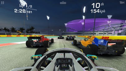 Screenshot from Real Racing 3