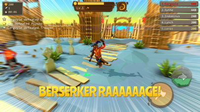 Screenshot from AXE.IO