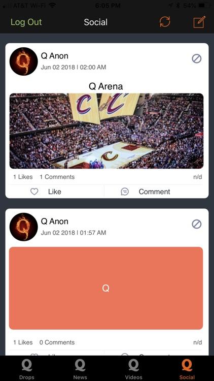 Q Anon screenshot-5