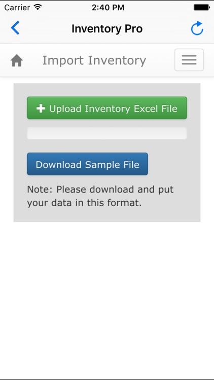 Inventory Pro - Multi User App screenshot-4
