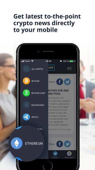 cryptocurrency market app iphone