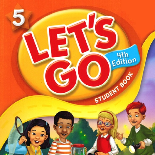 牛津少儿英语Let's go 5