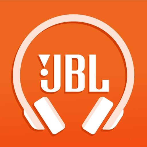 My JBL Headphones