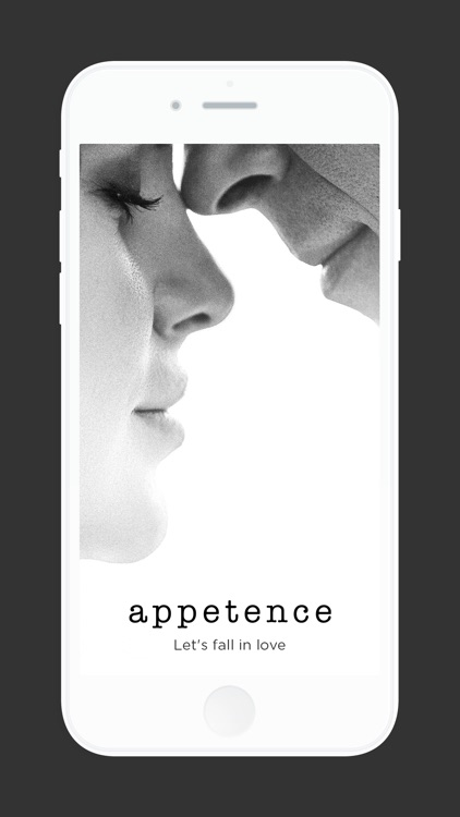 Appetence - Slow Dating App screenshot-0