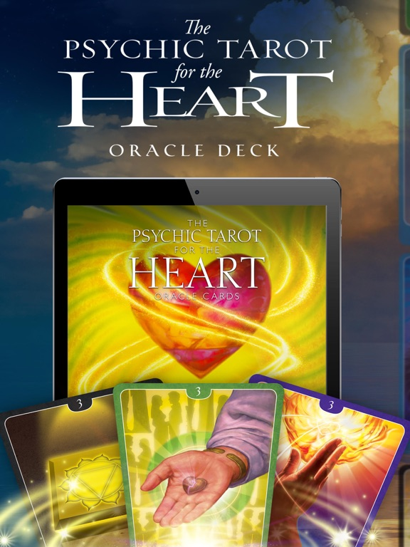 Psychic Tarot for the Heart screenshot 6