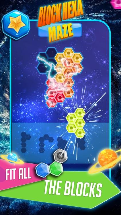 Block Hexa Space screenshot-3