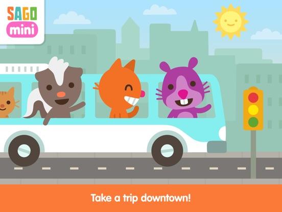 Sago Mini Big City screenshot 8